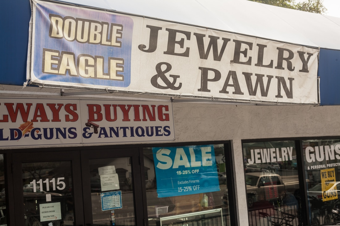 Double Eagle Jewelry Amp Pawn In Largo Florida Pawn Shop